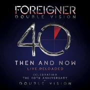 Cover-Bild zu Double Vision - Then And Now (CD + DVD Video)