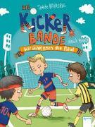 Cover-Bild zu Das Kickerteam / Die Kickerbande (3). Wir gewinnen den Pokal! von Nahrgang, Frauke