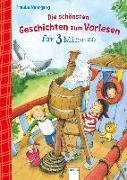 Cover-Bild zu Die schönsten Geschichten zum Vorlesen für 3 Minuten von Nahrgang, Frauke