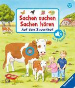 Cover-Bild zu Sachen suchen, Sachen hören: Auf dem Bauernhof von Nahrgang, Frauke