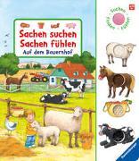 Cover-Bild zu Sachen suchen, Sachen fühlen: Auf dem Bauernhof von Nahrgang, Frauke