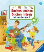 Cover-Bild zu Sachen suchen, Sachen hören: Wir machen Musik von Nahrgang, Frauke