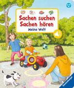 Cover-Bild zu Sachen suchen, Sachen hören: Meine Welt von Nahrgang, Frauke