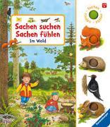 Cover-Bild zu Sachen suchen, Sachen fühlen: Im Wald von Nahrgang, Frauke