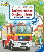 Cover-Bild zu Sachen suchen, Sachen hören: Meine Fahrzeuge von Nahrgang, Frauke