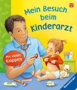 Cover-Bild zu Mein Besuch beim Kinderarzt von Nahrgang, Frauke