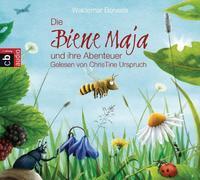 Cover-Bild zu Die Biene Maja und ihre Abenteuer von Bonsels, Waldemar
