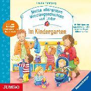 Cover-Bild zu Im Kindergarten (Audio Download) von Nahrgang, Frauke