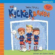 Cover-Bild zu Die Kickerbande (1-2). Anpfiff für das Siegerteam und Fußballfreunde halten zusammen (Audio Download) von Nahrgang, Frauke
