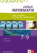 Cover-Bild zu Einfach Informatik / Einfach Informatik 7 ? 9 Daten darstellen, verschlüsseln, komprimieren von Hromkovic, Juraj