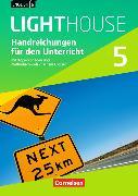 Cover-Bild zu Bastkowski, Martin: English G Lighthouse 5. Allgemeine Ausgabe. Handreichungen für den Unterricht