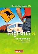 Cover-Bild zu Biederstädt, Wolfgang: English G 21. Erweiterte Ausgabe D5. Handreichungen für den Unterricht