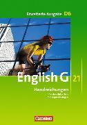 Cover-Bild zu Biederstädt, Wolfgang: English G 21. Erweiterte Ausgabe D6. Handreichungen für den Unterricht