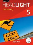 Cover-Bild zu Abbey, Susan: English G Headlight 5. Allgemeine Ausgabe. Schülerbuch - Lehrerfassung