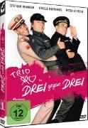 Cover-Bild zu Drei gegen drei von Berecz, Peter