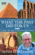 Cover-Bild zu What the past did for us (eBook) von Hart-Davis, Adam