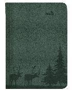 Cover-Bild zu ALPHA EDITION (Hrsg.): Wochen-Minitimer Nature Line Pine 2022 - Taschen-Kalender A6 - 1 Woche 2 Seiten - 192 Seiten - Umwelt-Kalender - mit Hardcover - Alpha Edition