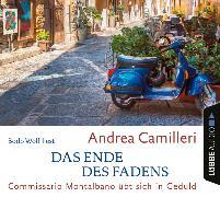 Cover-Bild zu Camilleri, Andrea: Das Ende des Fadens