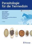 Cover-Bild zu Parasitologie für die Tiermedizin von Deplazes, Peter