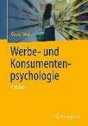 Cover-Bild zu Werbe- und Konsumentenpsychologie von Felser, Georg