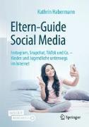 Cover-Bild zu Eltern-Guide Social Media von Habermann, Kathrin