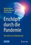 Cover-Bild zu Erschöpft durch die Pandemie von Hüther, Michael