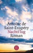 Cover-Bild zu Nachtflug von Saint-Exupéry, Antoine de