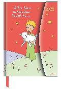 Cover-Bild zu Der Kleine Prinz 2022 - Diary - Buchkalender - Taschenkalender - 16x22 von Saint-Exupéry, Antoine de