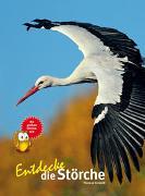 Cover-Bild zu Entdecke die Störche von Schmidt, Thomas