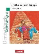 Cover-Bild zu Deutschbuch - Ideen zur Jugendliteratur, Kopiervorlagen zu Jugendromanen, Gretha auf der Treppe, Empfohlen für das 5. Schuljahr, Kopiervorlagen von Wehren-Zessin, Heike