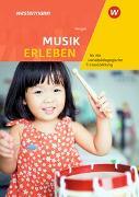 Cover-Bild zu Merget, Gerhard: Musik erleben für die sozialpädagogische Erstausbildung -Kinderpflege, Sozialassistenz