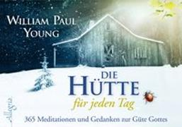 Cover-Bild zu Young, William Paul: DIE HÜTTE für jeden Tag - Aufsteller