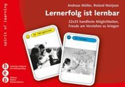 Cover-Bild zu Lernerfolg ist lernbar von Müller, Andreas
