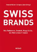 Cover-Bild zu SWISS BRANDS von Müller, Roland J.