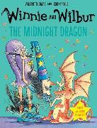 Cover-Bild zu Thomas, Valerie: Winnie and Wilbur: The Midnight Dragon with audio CD