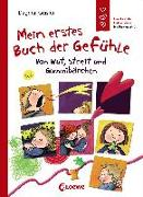 Cover-Bild zu Mein erstes Buch der Gefühle - Von Wut, Streit und Gummibärchen von Geisler, Dagmar