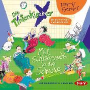Cover-Bild zu Die Tintenkleckser - Teil 1 (Audio Download) von Geisler, Dagmar