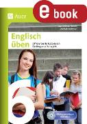 Cover-Bild zu Englisch üben Klasse 6 (eBook) von Büttner, Patrick