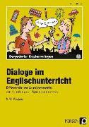 Cover-Bild zu Dialoge im Englischunterricht - 5./6. Klasse von Büttner, Patrick