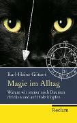 Cover-Bild zu Magie im Alltag von Göttert, Karl-Heinz