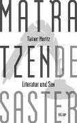 Cover-Bild zu Matratzendesaster von Moritz, Rainer