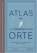 Cover-Bild zu Atlas der literarischen Orte von Baxter, Sarah