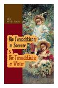 Cover-Bild zu Bindschedler, Ida: Die Turnachkinder im Sommer & Die Turnachkinder im Winter: Klassiker der Kinder- und Jugendliteratur