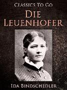 Cover-Bild zu Bindschedler, Ida: Die Leuenhofer (eBook)