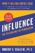 Cover-Bild zu Influence, New and Expanded UK von Cialdini, Robert B.