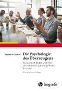 Cover-Bild zu Die Psychologie des Überzeugens von Cialdini, Robert B.