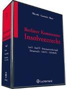Cover-Bild zu Berliner Kommentar Insolvenzrecht von Blersch, Jürgen (Hrsg.)