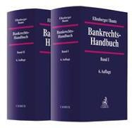 Cover-Bild zu Bankrechts-Handbuch Gesamtwerk von Ellenberger, Jürgen (Hrsg.)
