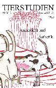 Cover-Bild zu Animalität und Ästhetik (eBook) von Heiter, Susanne