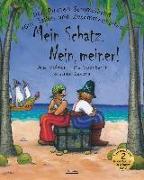 """Cover-Bild zu Piraten Sammelband """"Mein Schatz. Nein, meiner!"""" von Volmert, Julia"""
